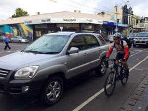 The most dangerous spots for Melbourne cyclists revealed by study