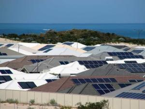 The rise of solar power is jeopardising the WA energy grid, and it'..