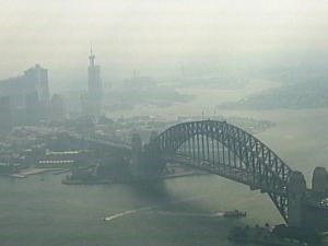 Sydney smoke three times worse this bushfire season, but health effect..
