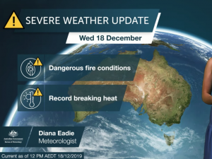 Australia's heatwave registers new hottest day on record, BOM says
