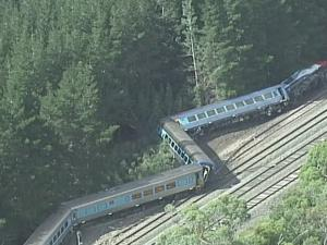 Sydney-to-Melbourne train derailment at Wallan happened on stretch of ..