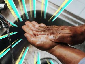 The reasons why some people don't wash their hands